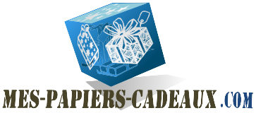 logo papier cadeau
